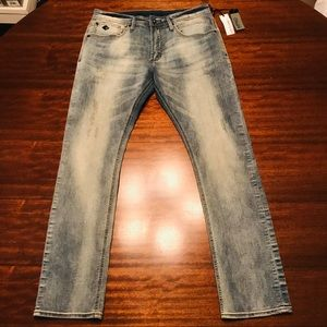 Brand NWT Buffalo Slim fit Stretch Denim Jeans